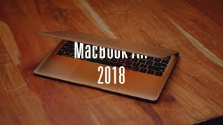 MacBook Air 2018 with Touch ID review