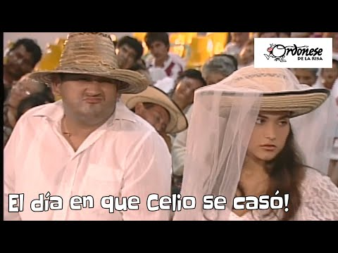 El día en que Celio se casó y Gomelina homenajeó a Edgar Rentería 1997