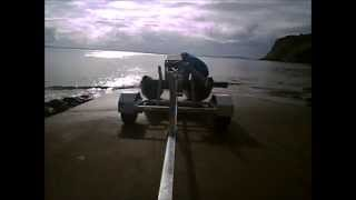 Best on off boat and trailer set-up