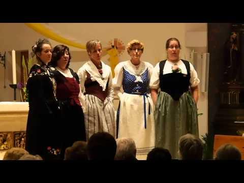 Bonaduz, Frauenjodelgruppe Marlotscha