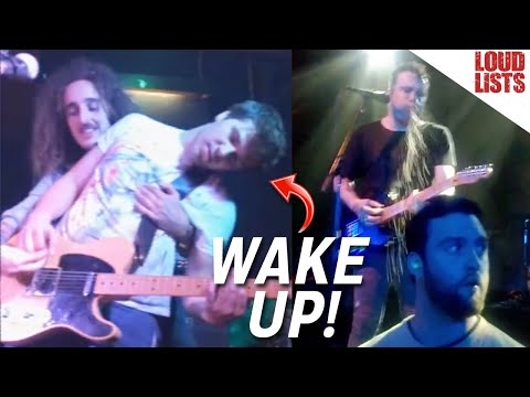 The Most WASTED Guitarists of All Time