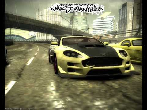 NFS Most Wanted OST - Suni Clay - In A Hood Near You with Lyrics