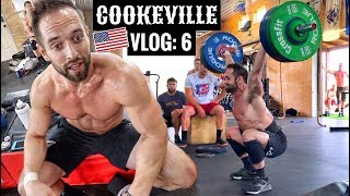 A Day with RICH FRONING doing Sanctioned Event Qualifiers