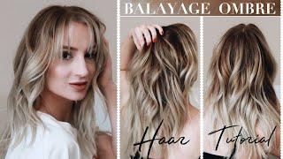 BALAYAGE OMBRÉ Haare selber färben