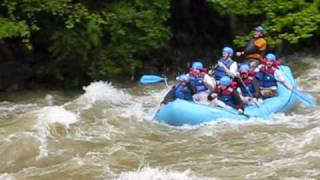 Lovely Day with Cherokee Rafting on the Ocoee River