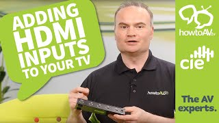 How to add more HDMI inputs to your screen or TV