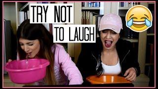Προσπάθησε να μην γελάσεις || fraoules22