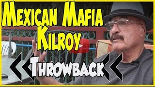 Kilroy went from Mexican Mafia prisoner to now visiting and speaking to inmates in prison