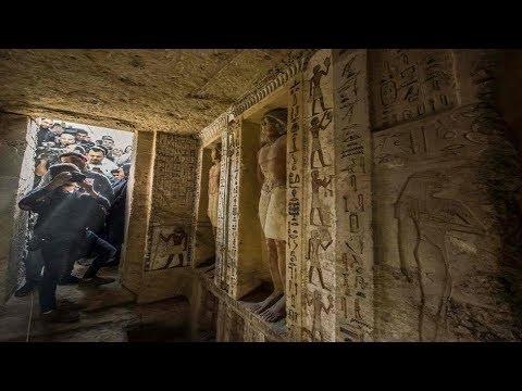 Загадочный артефакт найденный в Египте ошарашил ученых