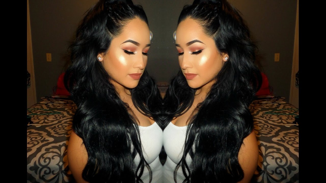 Bellami Boo-Gatti Hair Extensions  From short to long (update) - YouTube 27344b583
