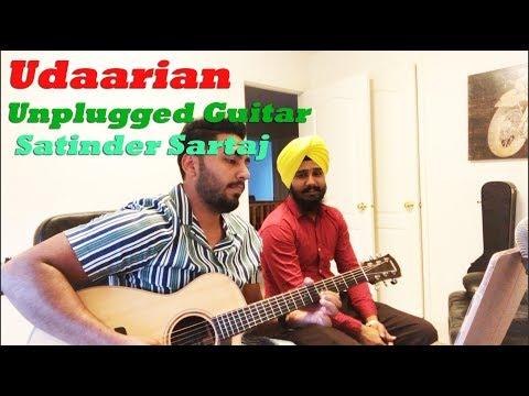 Udaarian Guitar Unplugged Cover | Satinder Sartaj