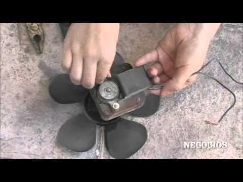 Reemplaza el extractor de tu baño - YouTube
