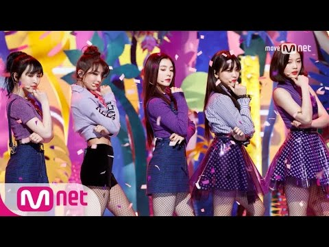 [Red Velvet - Rookie] KPOP TV Show | M COUNTDOWN 170209 EP
