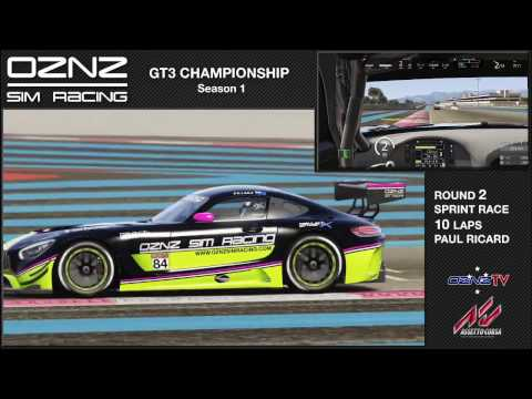 2017 GT3 Championship - Round 2 Sprint Race