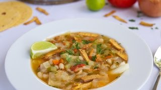 Vegetarian Tortilla Soup | Ornish Reversal Program