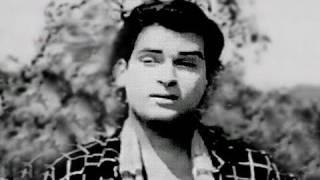 Sar Par Topi Lal - Asha Bhosle, Md. Rafi, Shammi Kapoor, Tumsa Nahin Dekha Song