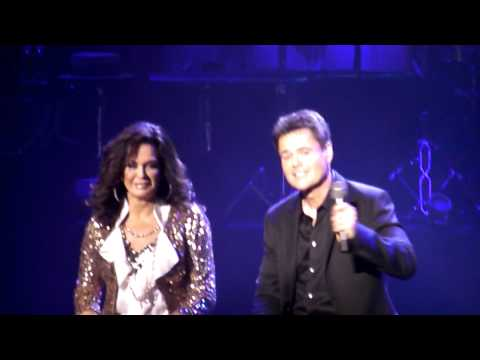DONNY AND MARIE OSMOND - A Medley of Hits