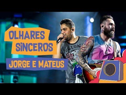 Jorge e Mateus - Olhares Sinceros - VillaMix Goiânia 2018 Ao vivo