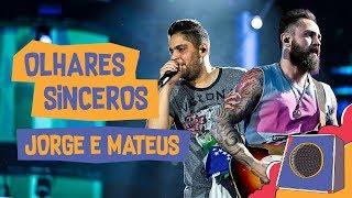 Jorge e Mateus - Olhares Sinceros - VillaMix Goiânia 2018 (Ao vivo)