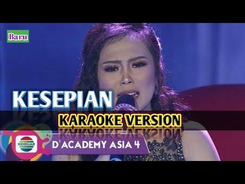 Karaoke Kesepian - Fersi Selfi Da Asia 4 ( Ayu Saroya )