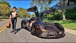 The World's First Hermes Edition Pagani!