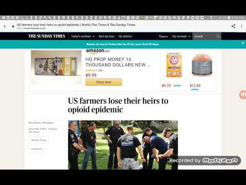Drug Overdose Deaths Are Impacting Farmers In Rural Areas