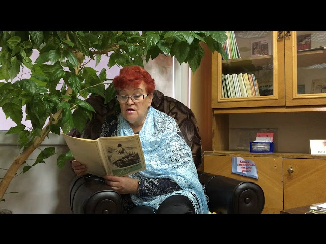 Изображение предпросмотра прочтения – НатальяНаволокина читает отрывок изпроизведения «Ася» И.С.Тургенева