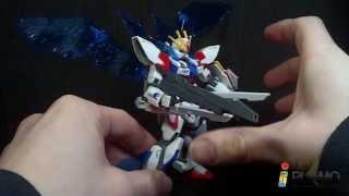 1/144 HGBF Star Build Strike Gundam Plavsky Wing Review