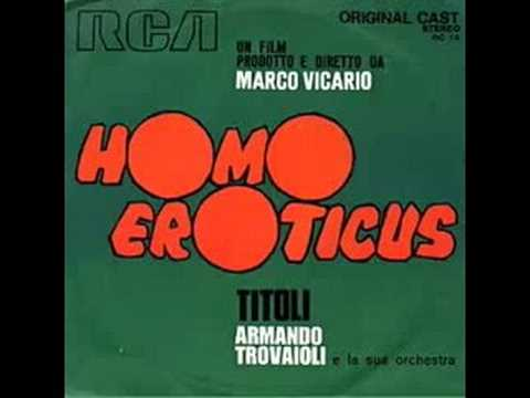 Armando Trovaioli - Homo Eroticus