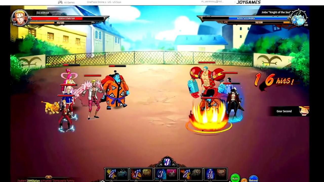 2c562183f6e one piece 2 pirate king pirate trial 139 - YouTube