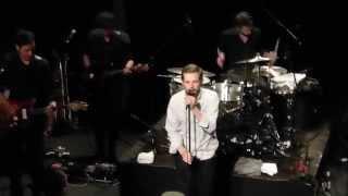 GLORIA - Warten - live Ampere Munich 2013-11-10