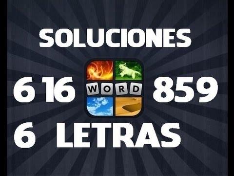 4 Fotos 1 Palabra Todas Las Soluciones De 7 Letras 616 859 By