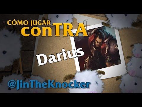 Cómo Jugar ConTRA #40: Darius - Feat. JinTheKnocker