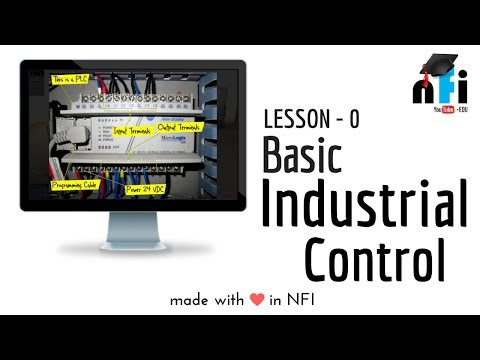 Lesson 0 (Optimized) = Basic Industrial Controls