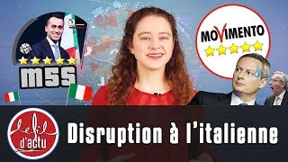ITALIE : UNE NOUVELLE VOIE EN EUROPE ?