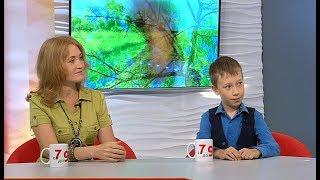 Татьяна Ахмадыршина и Данил Горобчук