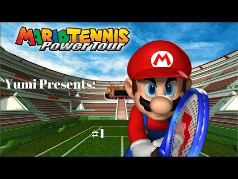 Patron Day Mario Tennis Power Tour #1
