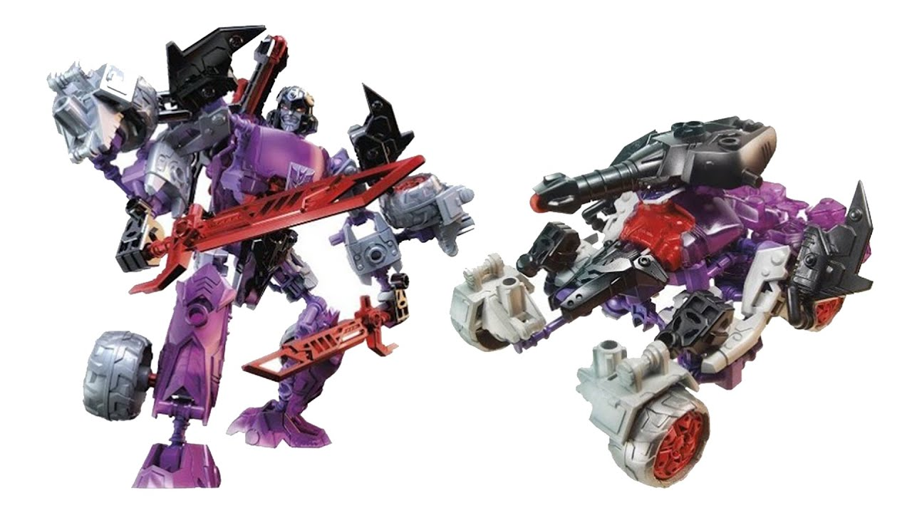 Lockdown TRANSFORMERS Construct Bots Robots in Disguise