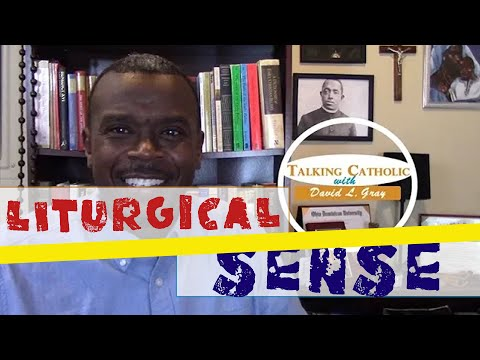 The Liturgical Sense of Scripture (The Bible)