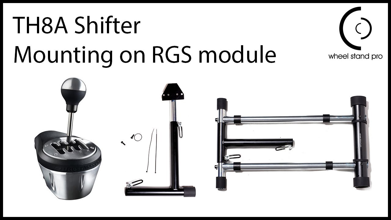 Wheel Stand Pro Rgs 2016 Shifter Mount Upgrade Th8a Shifter Mounting
