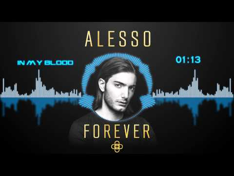 Alesso - In My Blood [HD Visualized] [Lyrics in Description]