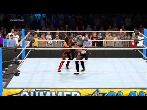 WWE 2K15 Divas Championship Tournament