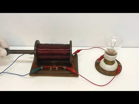 Electromagnet Induction demonstration