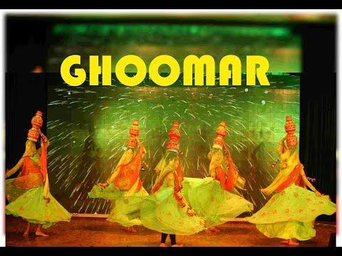 Ghoomar-The Passion 2017@Tara Shastri Dance & Music Academy (TSDMAA)