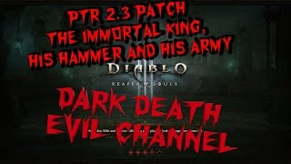 diablo 3 ptr 2 3 patch immortal kings hammer barbarian build