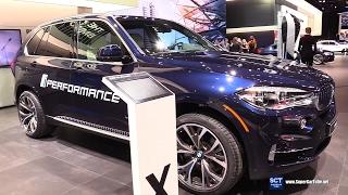 2017 BMW X5 eDrive40e iPerformance - Exterior, Interior Walkaround - 2017 Detroit Auto Show