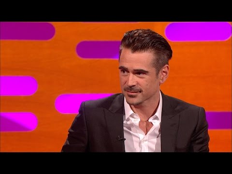 Colin Farrell's hideous hairstyles - The Graham Norton Show: Episode 4 - BBC One