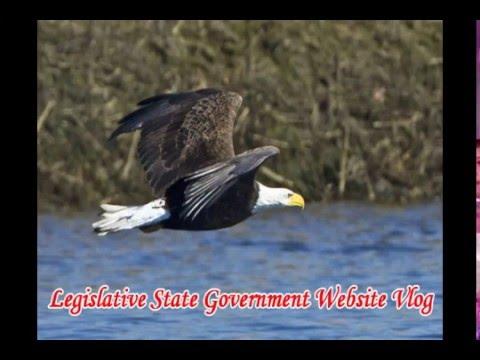 Legislative Government Website Vlog