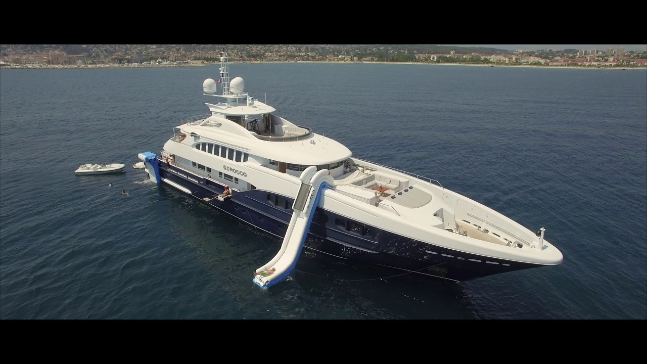 SIROCCO 154 Feet. 12 Guests