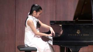 "Tiffany Poon (12) - Beethoven Sonata No.17 in d minor, Op.31 No.2, ""Tempest"" 2nd movement"